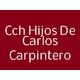 Cch Hijos De Carlos Carpintero