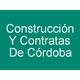 Construcción Y Contratas De Córdoba
