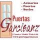 Logo Puertas Garcisanz sin fondo