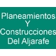 Planeamientos Y Construcciones Del Aljarafe