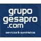 Logo grupogesapro.com cuadrado 2