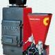aerogenerador de policombustible de biomasa tatano