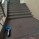 Limpieza escaleras de entrada comunidad de vecinos