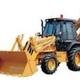 alquiler de excavadora