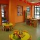 Amplios espacios de las aulas del inmueble en Utebo (Zaragoza)