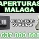 APERTURAS MALAGA