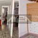 Antes y después. Reforma de una cocina