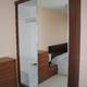 Armario de puertas correderas en espejo