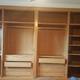 Distribución interior armario