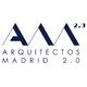 arquitectos madrid 20 logo cuadrado_533324
