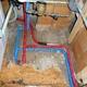 Cambio instalacion  agua (hiero-cobre), en la cocna