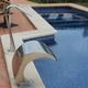 Cortina Basic y cañón de agua