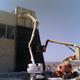 Cerramiento metalico de nave industrial