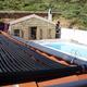 Climatización de piscina vivienda unifamiliar