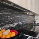 Detalle encimera de la cocina