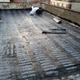 Colocación de tela asfaltica en terraza