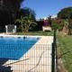 Colocación de valla en piscina