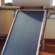 Compacto solar de 150 litros para la producción de agua caliente en vivienda particular en Murcia.