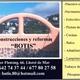 construcciones y reformas BOTIS
