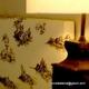 Detalle cabezal tapizado