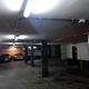 Detalle instalación de garaje en tubo visto