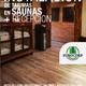 Colocación de suelos laminados en Saunas, Hoteles, Recepciones