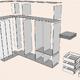 Diseño armarios/vestidores