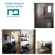 diseño y decoración de sala de estar