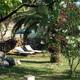 Disfruta y relaja en su jardin