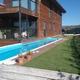 La piscina de Luis.
