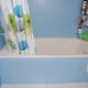 Azulejos y bañera. (después)