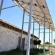 Instalación solar riego 30 m3/h detalle