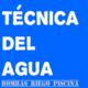 logo Tecnica del agua 2016 2