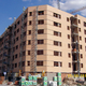 Edificación residencial en altura