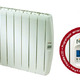 Emisor térmico SOFT PLUS 1000w, 8elementos