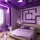 Diseño dormitorio moderno