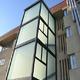 Reconstrucción de escaleras para instalación de ascensor Zaragoza