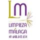 LOGO LIMPIEZA MALAGA CON TLF-P-MOD