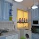 Foto de otra perspectiva de la cocina rústica en Alcoi