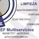 gef multiservicios limpieza y mantenimiento