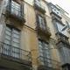Rehabilitación integral respetando fachada en la calle Larios Malaga antes