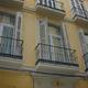 Rehabilitación integral respetando fachada en la calle Larios Malaga después