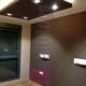 Habitación iluminada con LEDs