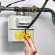 reparación de fugas de gas, certificados