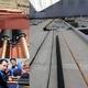 Instalaciones frigoríficas en fachadas mediante trabajos verticales
