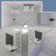 Reforma de baño /  Propuesta 3D