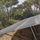 Doble fila para 30 palcas solares