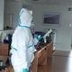 Desinfección mediante nebulización