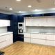 cocina instalada en exposición