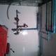 Inst. Cuarto calderas: radiadores, suelo radiante, ACS